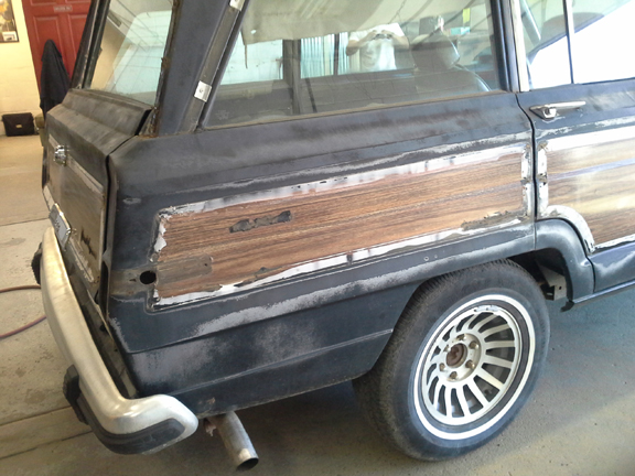grand wagoneer restoration buffalo ny 1988 jeep grand wagoneer